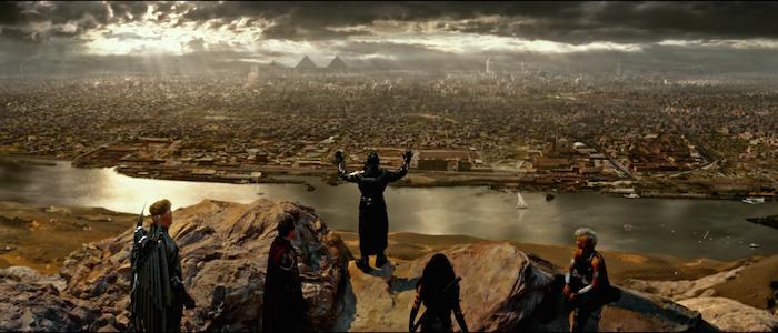 x-men apocalypse trailer breakdown