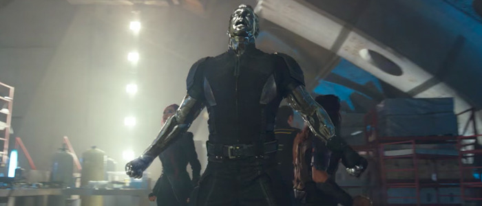 X-Men Dark Phoenix Colossus