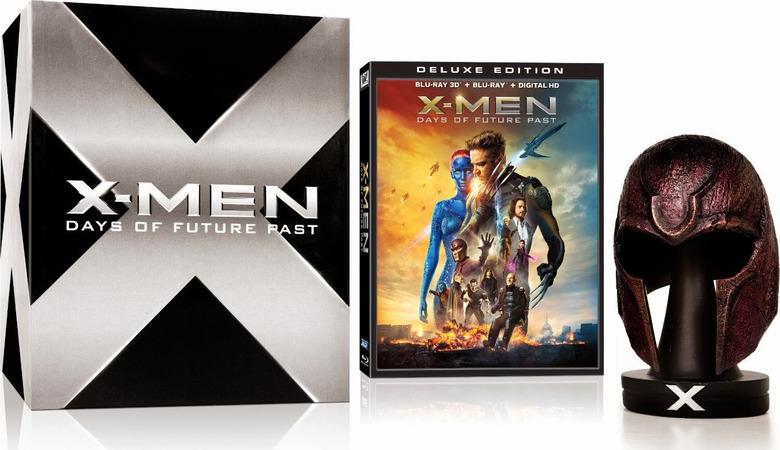 X-Men Days Of Future Past Blu ray 1