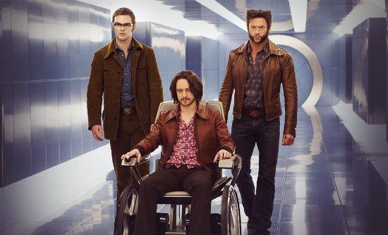 X-Men DOFP Header