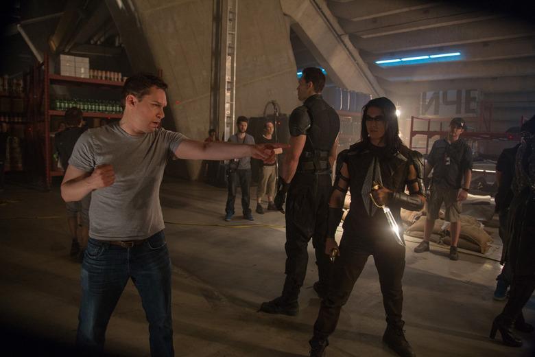 Bryan Singer X-Men Days Future past