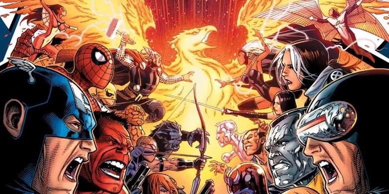 X-Men Infinity War