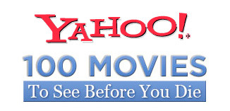 yahoo 100 movies