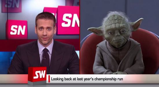Star Wars ESPN