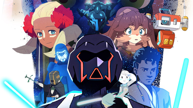 You Don t Have To Be An Anime Fan To Enjoy Star Wars: Visions