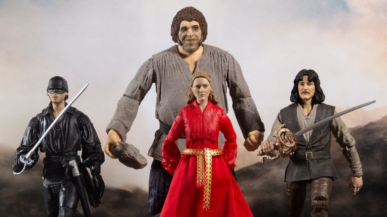 You Requested The Princess Bride Action Figures? As You Wish