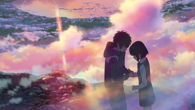 your name remake director