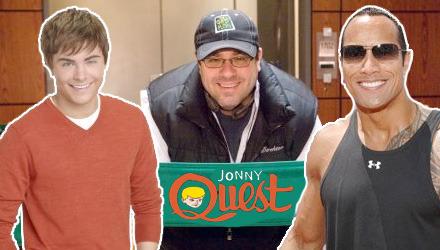 johnny quest rumors