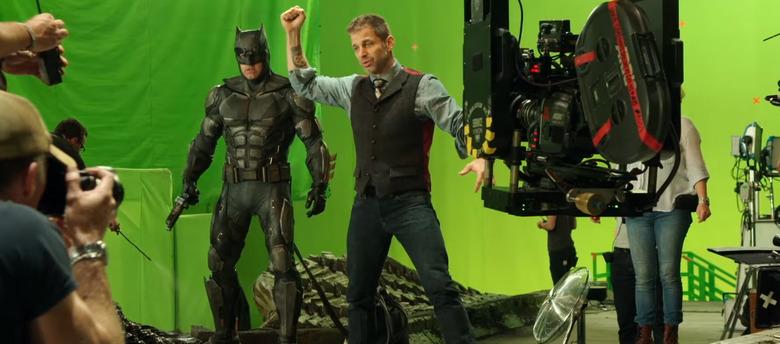 Zack Snyder's Justice League DC FanDome Panel