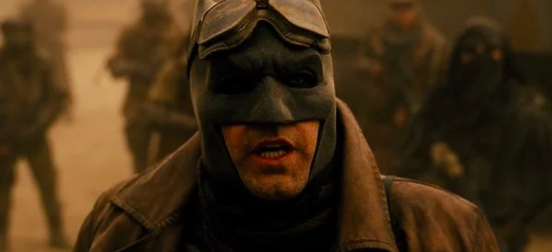 Zack Snyder's Justice League New Scenes