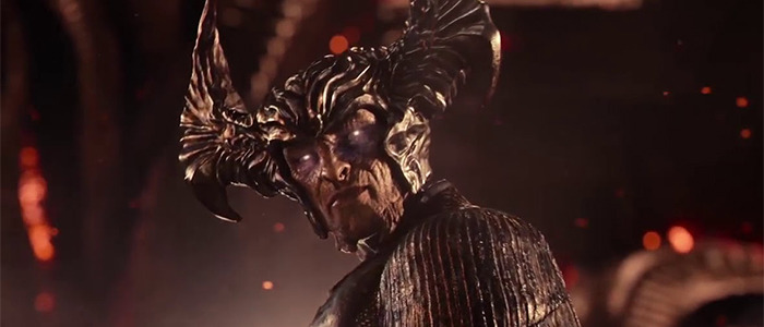 Zack Snyder's Justice League Steppenwolf Photo