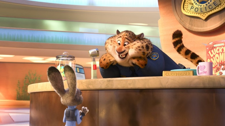 Zootopia - Clawhauser