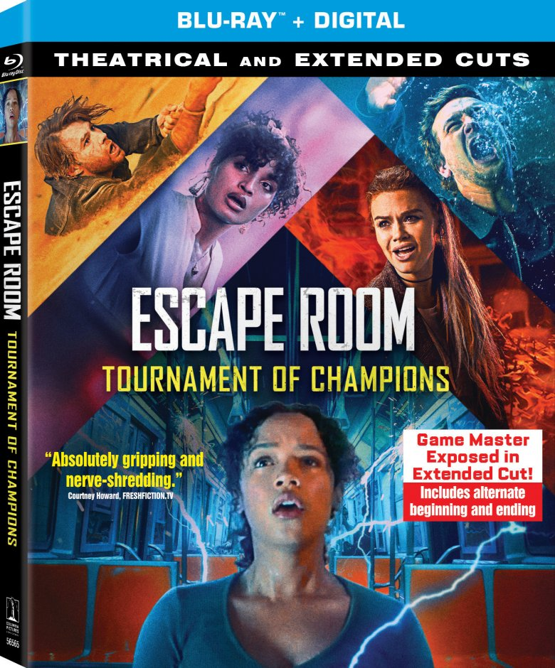 Escape Room: Tournament Of Champions Arrives On Digital Next Week, Followed By Blu-Ray Next Month