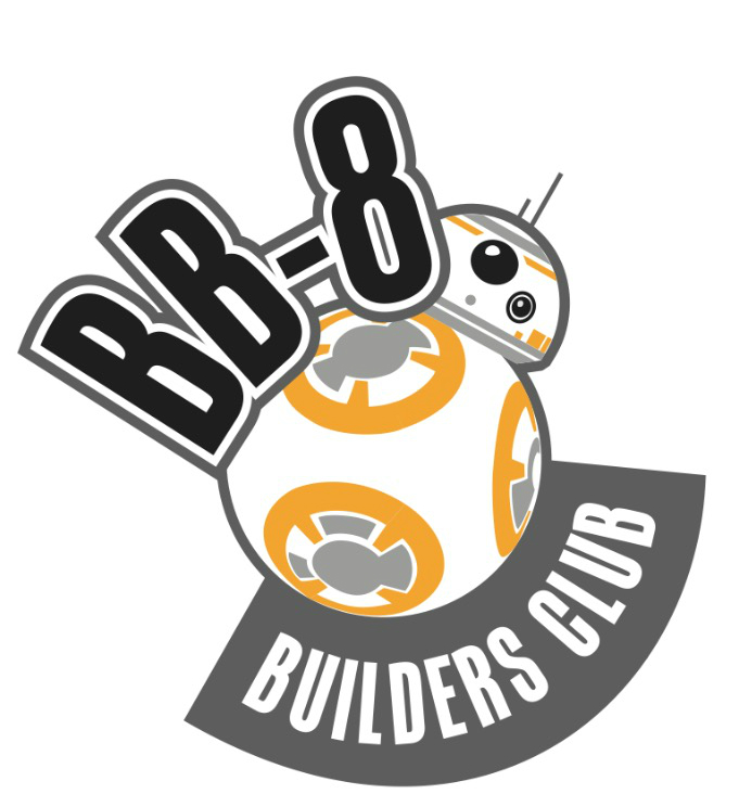 BB-8 builders club logo