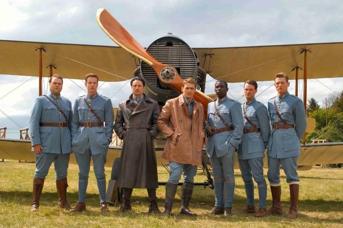 David Ellison in Flyboys