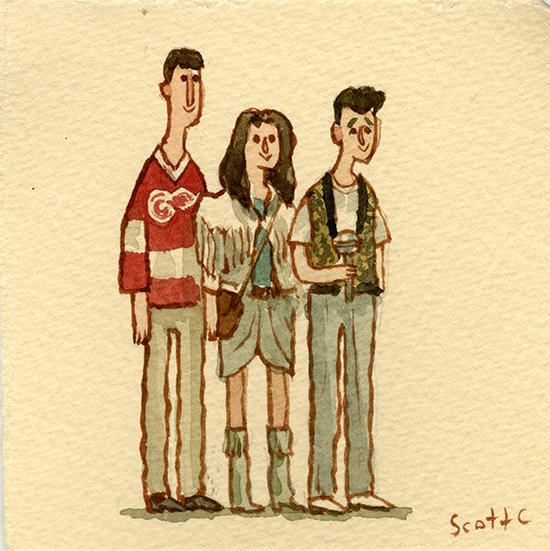 Scott C's Ferris Beuller