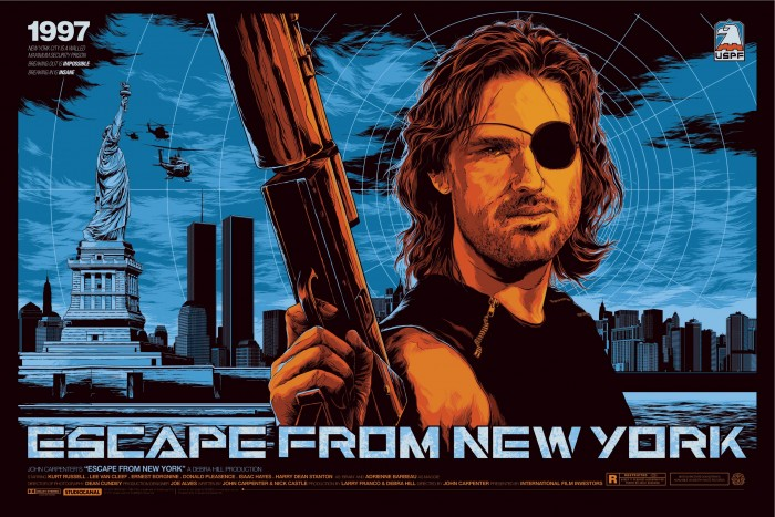 Escape from New York by Ken Taylor