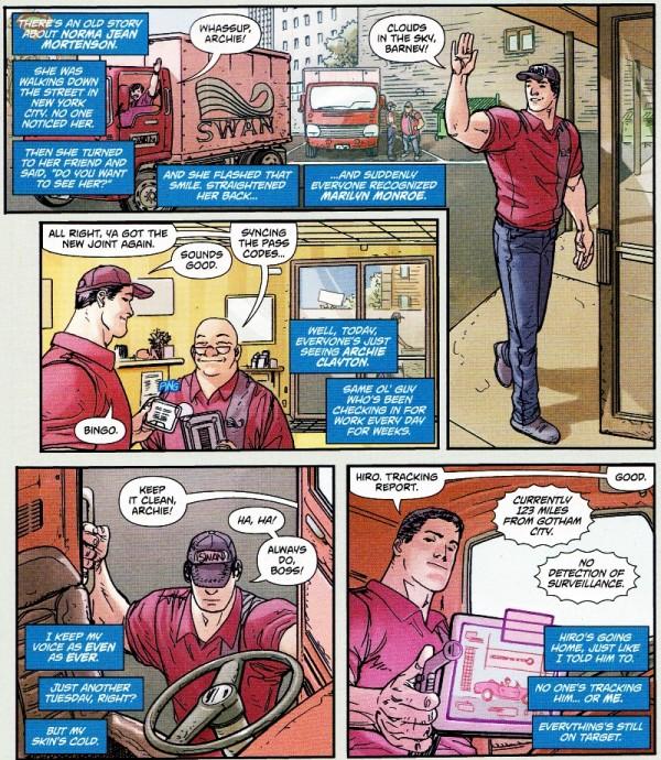 new superman secret identity