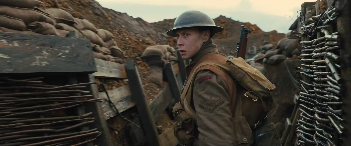 1917 Trailer: Sam Mendes Goes Back to the Height of World War I ...