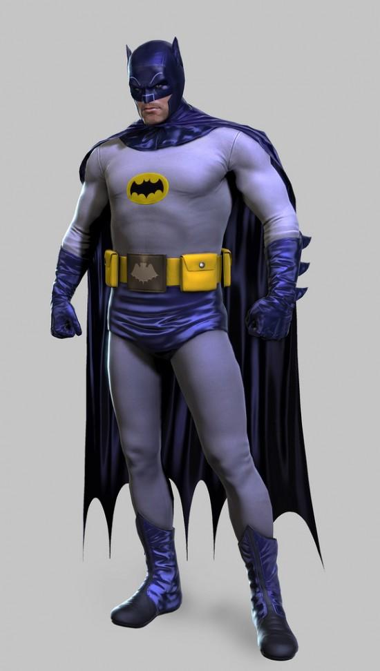1966 Batman Skin