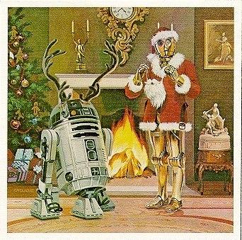 1979 LucasFilm Star Wars Christmas Card