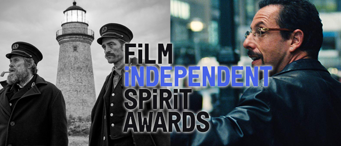 2020 Independent Spirit Awards Nominations: 'The Lighthouse' and 'Uncut Gems' Lead the Pack with Five Nominations Each