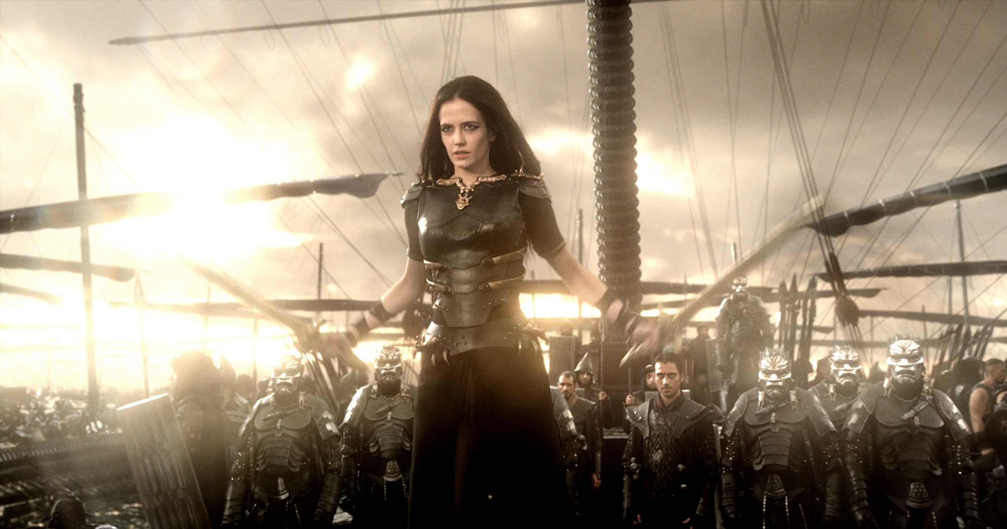 '300: Rise of an Empire' Trailer: The Ecstasy of Steel and Flesh – /Film