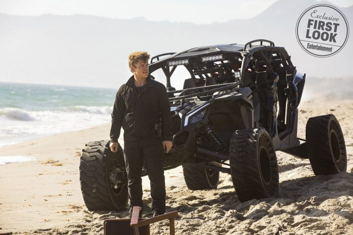 Westworld Luke Hemsworth.