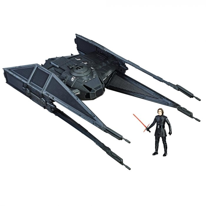 TIE Silencer toy