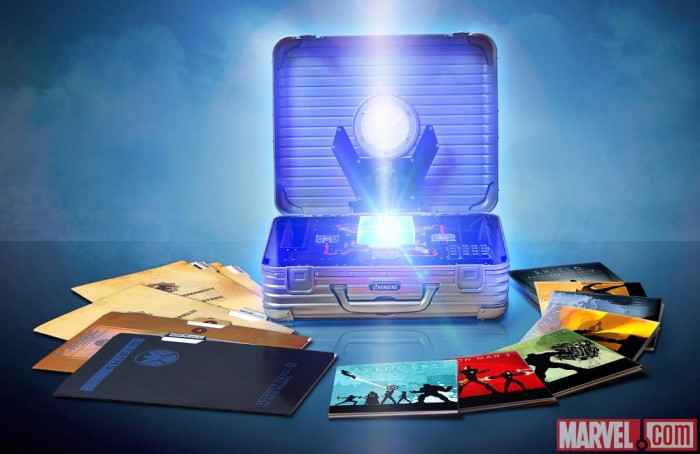 marvel cinematic universe: phase one collection