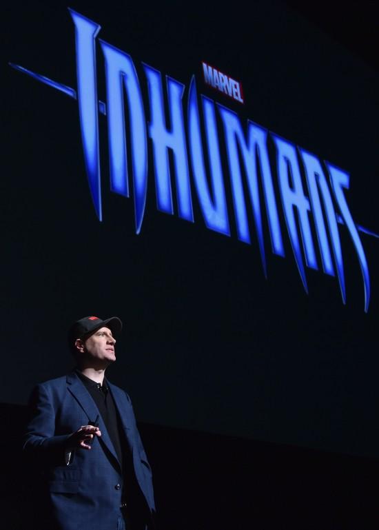 Kevin Feige Inhumans