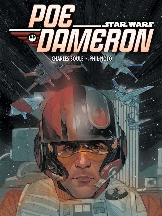 Star Wars: Poe Dameron comic book series