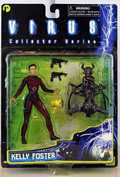 Virus figure