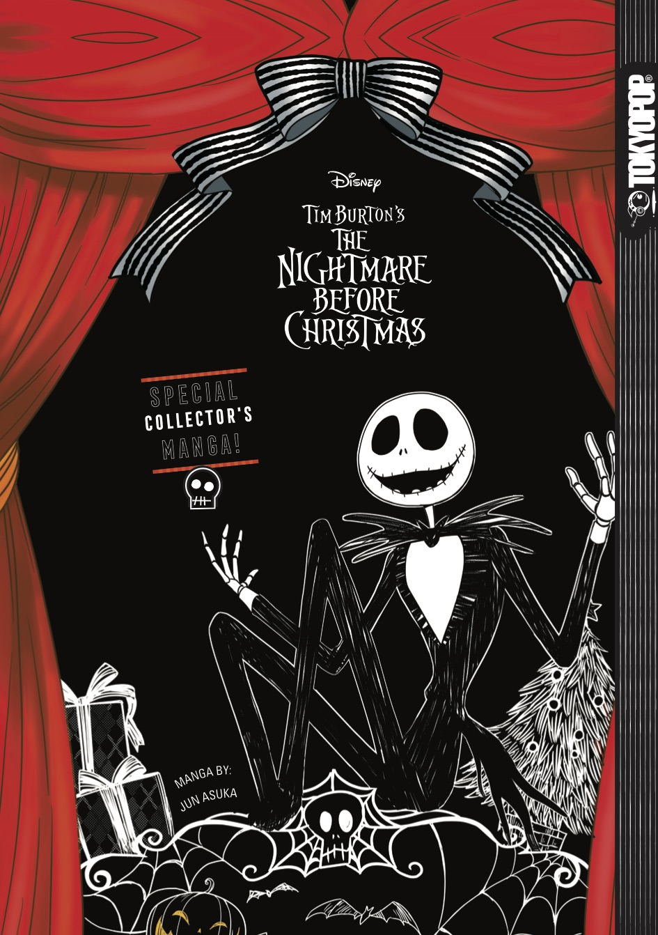 The Nightmare Before Christmas Sequel is A Comic Book