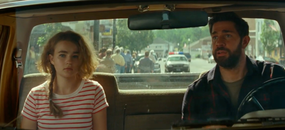 A Quiet Place Part II Clips Flashback to the Beginning – /Film