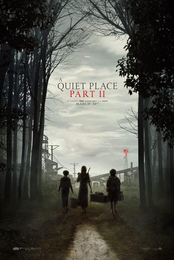 A Quiet Place Part II teaser poster