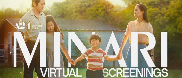 A24 virtual screenings
