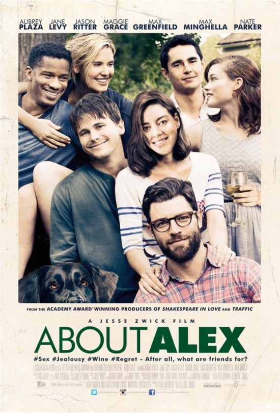About Alex poster