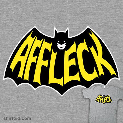 Affleck Batshirt