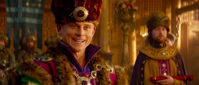 Aladdin spin-off Billy Magnussen