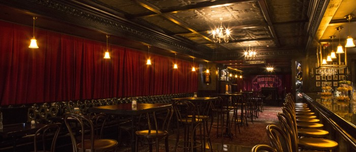 Alamo Drafthouse Downtown Brooklyn - House of Wax Full Shot Photo by Victoria Stevens