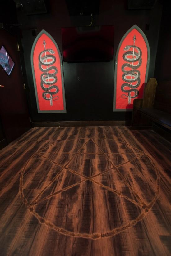 Highball Karaoke Rooms: The Inferno