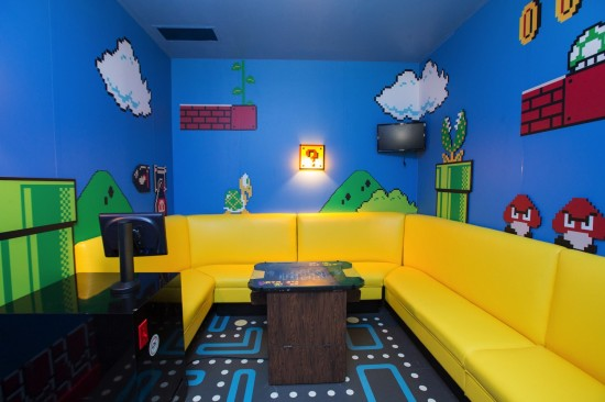 Highball Karaoke Rooms: Joysticks