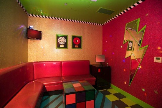 Highball Karaoke Rooms: Truly Outrageous