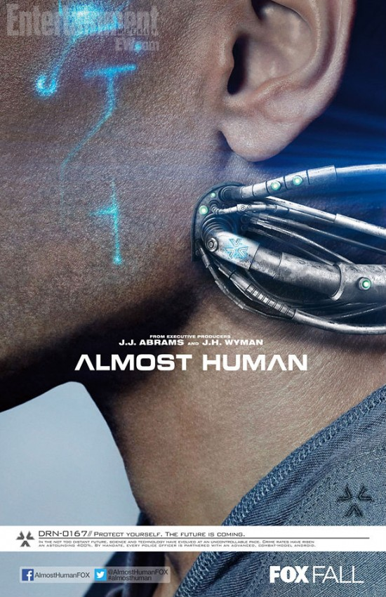 Almost Human poster