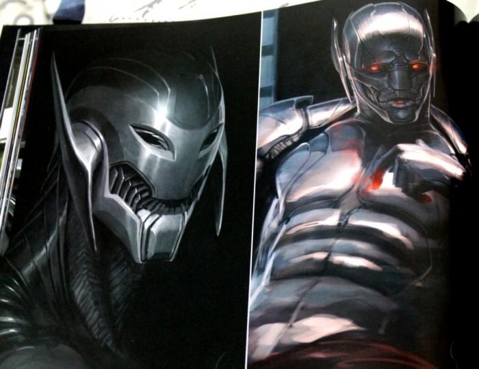 Alternate Ultron Designs