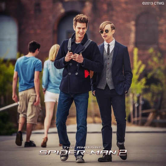Amazing Spider-Man 2 Friends