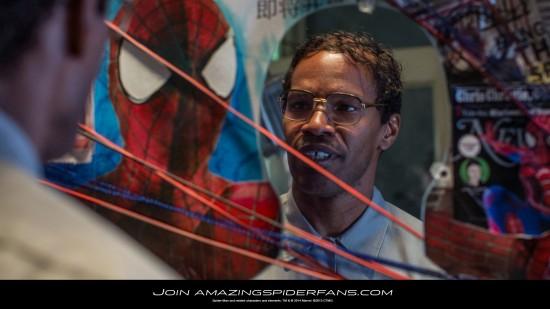 Amazing Spider-Man 2 Jamie Foxx