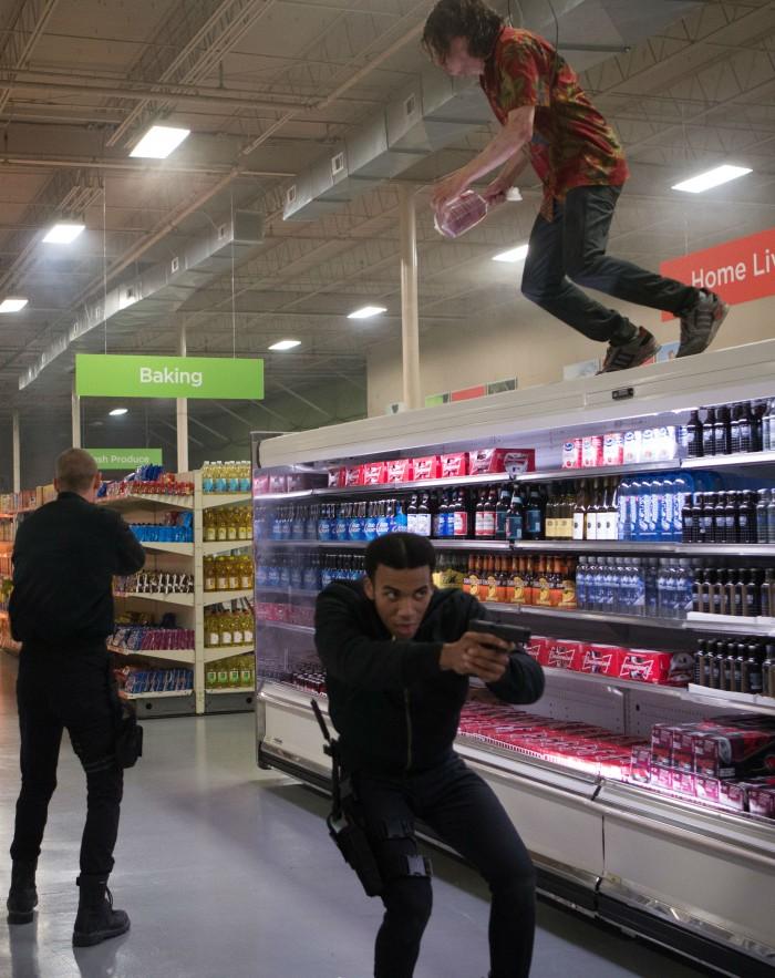 American Ultra Fight