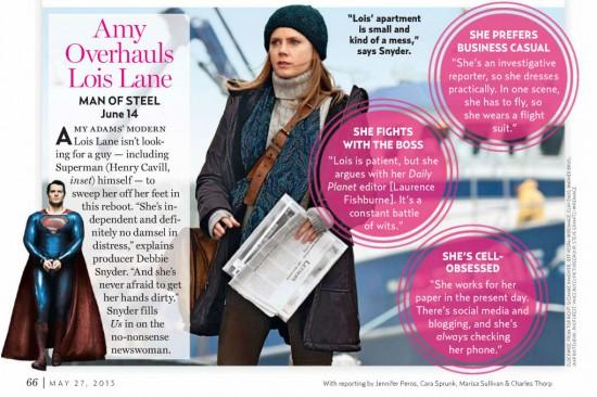 Amy Adams magazine